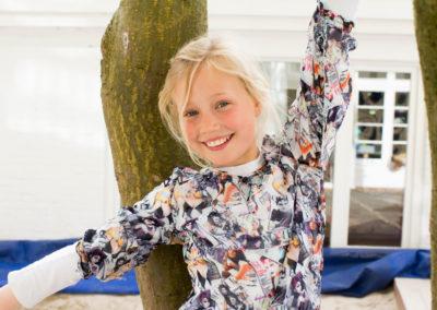 NSO Amstelveenseweg meisje boom